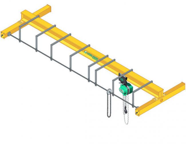 Micro carroponte monotrave - 2