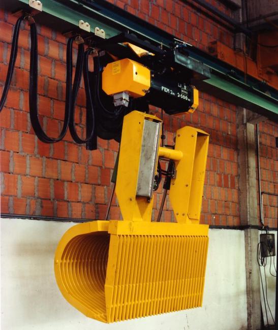 Sistemi compostaggio e movimentazione inerti - 3