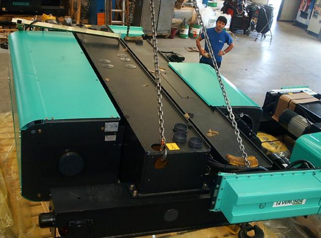 Impianti Atex portate elevate